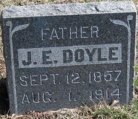 DOYLE, J E - Fayette County, Iowa | J E DOYLE