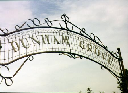 DUNHAM GROVE, CEMETERY - Fayette County, Iowa | CEMETERY DUNHAM GROVE