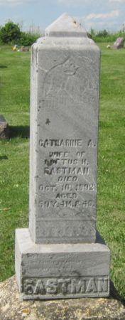 EASTMAN, CATHERINE A. - Fayette County, Iowa | CATHERINE A. EASTMAN