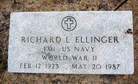 ELLINGER, RICHARD L. - Fayette County, Iowa | RICHARD L. ELLINGER