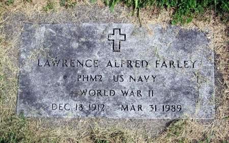 FARLEY, LAWRENCE A. - Fayette County, Iowa | LAWRENCE A. FARLEY