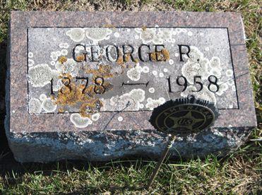 FARR, GEORGE R. - Fayette County, Iowa   GEORGE R. FARR