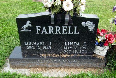 FARRELL, LINDA K. - Fayette County, Iowa | LINDA K. FARRELL