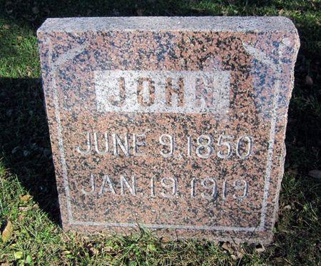 FENNELL, JOHN - Fayette County, Iowa | JOHN FENNELL