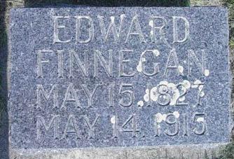 FINNEGAN, EDWARD - Fayette County, Iowa | EDWARD FINNEGAN