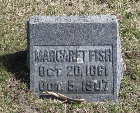 FISH, MARGARET - Fayette County, Iowa | MARGARET FISH