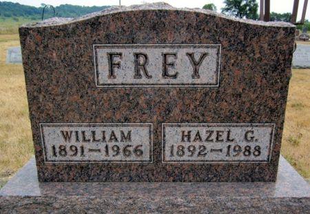 FREY, WILLIAM - Fayette County, Iowa | WILLIAM FREY