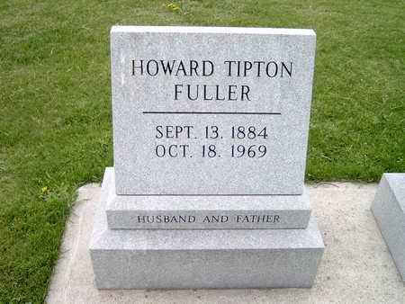 FULLER, HOWARD - Fayette County, Iowa   HOWARD FULLER