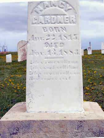 GARDNER, NANCY - Fayette County, Iowa | NANCY GARDNER