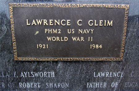 GLEIM, LAWRENCE C. - Fayette County, Iowa | LAWRENCE C. GLEIM