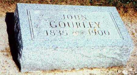 GOURLEY, JOHN - Fayette County, Iowa   JOHN GOURLEY