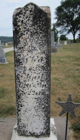 HAGEMAN, JOHN NOBLE - Fayette County, Iowa | JOHN NOBLE HAGEMAN