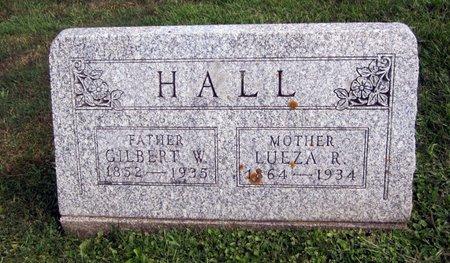 HALL, GILBERT - Fayette County, Iowa   GILBERT HALL