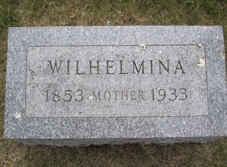 HELD, WILHELMINA - Fayette County, Iowa | WILHELMINA HELD