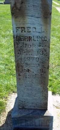 HERRLING, FRED L. - Fayette County, Iowa | FRED L. HERRLING
