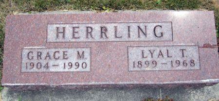 HERRLING, GRACE M. - Fayette County, Iowa | GRACE M. HERRLING