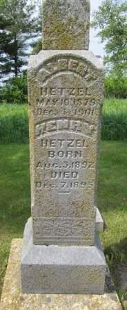 HETZEL, ALBERT - Fayette County, Iowa | ALBERT HETZEL