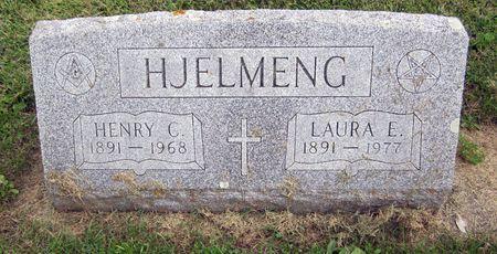 HJELMENG, LAURA E. - Fayette County, Iowa   LAURA E. HJELMENG