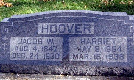 HOOVER, HARRIET - Fayette County, Iowa | HARRIET HOOVER