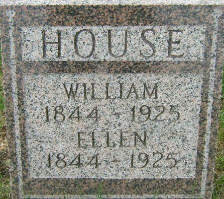 HOUSE, WILLIAM - Fayette County, Iowa | WILLIAM HOUSE