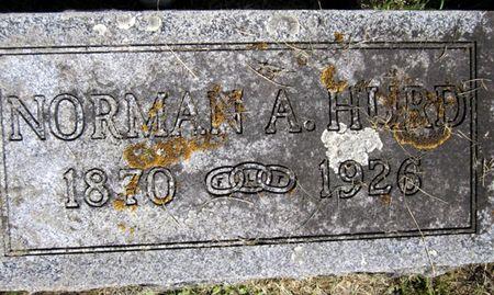 HURD, NORMAN - Fayette County, Iowa | NORMAN HURD