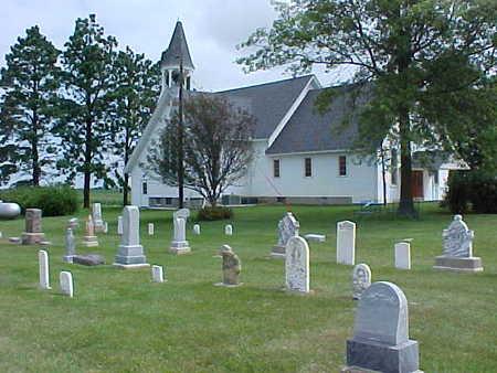 ILLYRIA, CEMETERY - Fayette County, Iowa | CEMETERY ILLYRIA