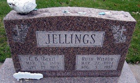 WILBUR JELLINGS, RUTH - Fayette County, Iowa | RUTH WILBUR JELLINGS