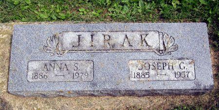 JIRAK, JOSEPH G - Fayette County, Iowa | JOSEPH G JIRAK