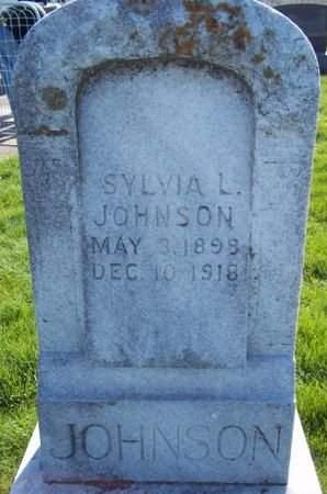 JOHNSON, SYLVIA L. - Fayette County, Iowa   SYLVIA L. JOHNSON