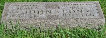 JOHNSTON, IDA CLARA - Fayette County, Iowa | IDA CLARA JOHNSTON