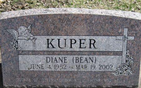KUPER, DIANE - Fayette County, Iowa   DIANE KUPER