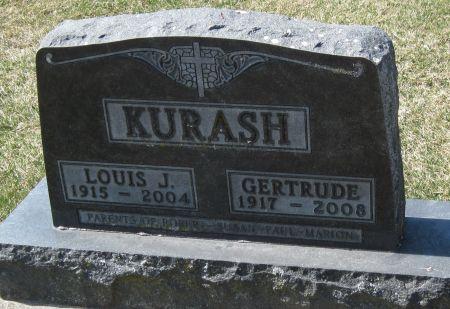 KURASH, GERTRUDE - Fayette County, Iowa | GERTRUDE KURASH