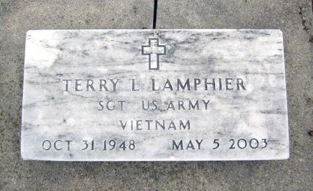 LAMPHIER, TERRY L. - Fayette County, Iowa   TERRY L. LAMPHIER