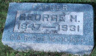 LATIMER, GEORGE H. - Fayette County, Iowa | GEORGE H. LATIMER