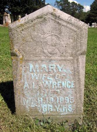 LAWRENCE, MARY - Fayette County, Iowa | MARY LAWRENCE
