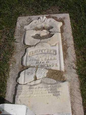LEARN, ELIZABETH - Fayette County, Iowa | ELIZABETH LEARN