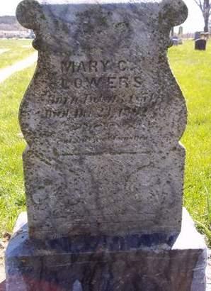 LOWERS, MARY C. - Fayette County, Iowa | MARY C. LOWERS