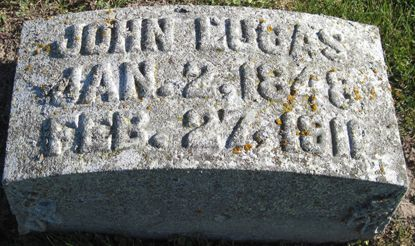 LUCAS, JOHN - Fayette County, Iowa | JOHN LUCAS
