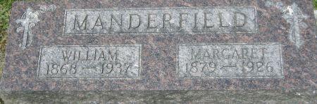 MANDERFIELD, MARGARET - Fayette County, Iowa | MARGARET MANDERFIELD