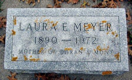 MEYER, LAURA E. - Fayette County, Iowa | LAURA E. MEYER