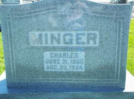 MINGER, CHARLES - Fayette County, Iowa | CHARLES MINGER