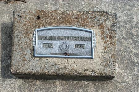 MITTLESTADT, ADELL E. - Fayette County, Iowa | ADELL E. MITTLESTADT