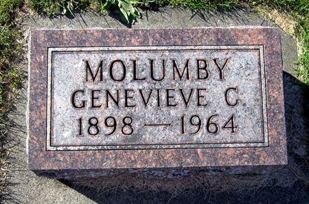 MOLUMBY, GENEVIEVE C. - Fayette County, Iowa | GENEVIEVE C. MOLUMBY