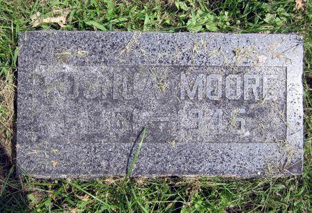 MOORE, JOSHUA - Fayette County, Iowa   JOSHUA MOORE