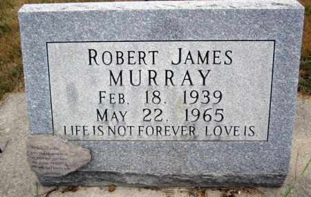 MURRAY, ROBERT JAMES - Fayette County, Iowa | ROBERT JAMES MURRAY