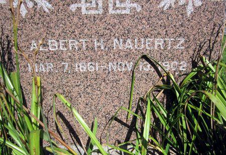 NAUERTZ, ALBERT H. - Fayette County, Iowa | ALBERT H. NAUERTZ