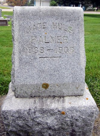 HULS PALMER, KATE - Fayette County, Iowa | KATE HULS PALMER
