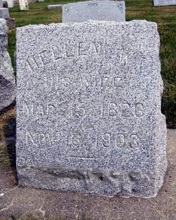 POLLOCK, HELLEN W. - Fayette County, Iowa   HELLEN W. POLLOCK