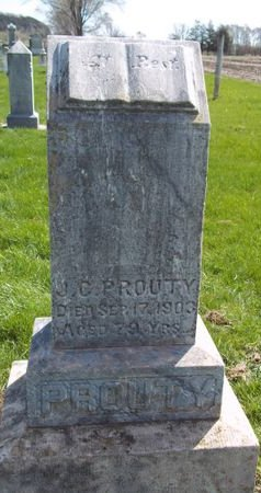 PROUTY, J.C. - Fayette County, Iowa | J.C. PROUTY