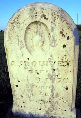 QUIVEY, A. M. - Fayette County, Iowa | A. M. QUIVEY